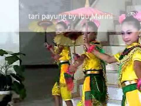 Tari Payung Kendal Semarang