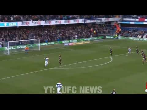 QPR vs Leeds United Highlights | 1-3 9.12.17 HD