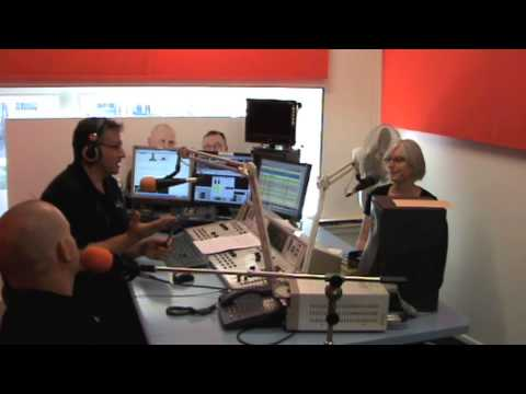 14. Dirt on Hans (Talk to the Hans marriage tips): Joe and Scottie interview Hans' wife