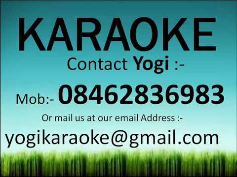 30 Minutes Non Stop Hindi Garba Medley Karaoke with 13 songs Medley by Yogi