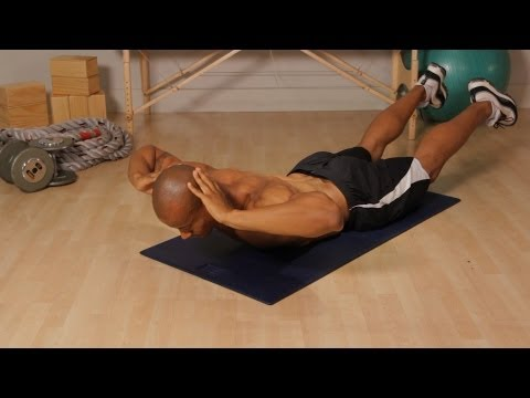 How to Do a Lower Back Extension   Back Workout