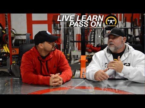 Dave Tate Elite FTS | WARNING ⚠️ ADULT LANGUAGE | The Coach Kav Show Episode 007