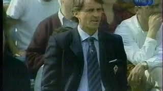 Футбольная программа Европейская футбольная неделя от 14 апреля 2001 года