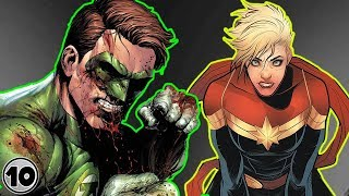 Top 10 Superheroes Who Deserve The Hate They Get