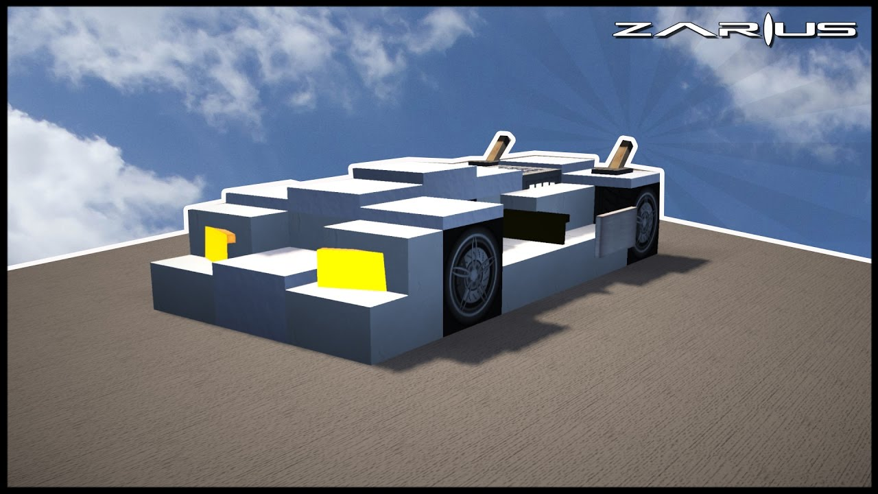 unturned how to build a car