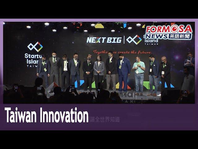 NDC presents nine startups to represent Taiwan innovation and entrepreneurship