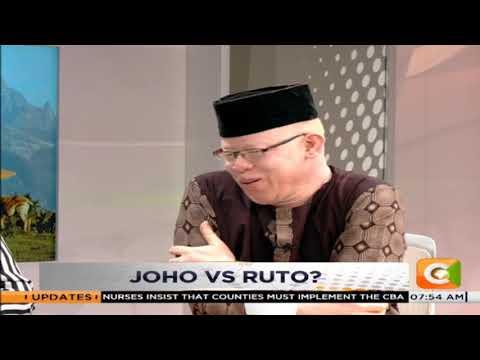 DP Ruto linked Hassan Joho to drug trafficking