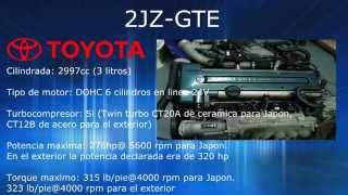 Los 10 mejores motores japoneses de la historia