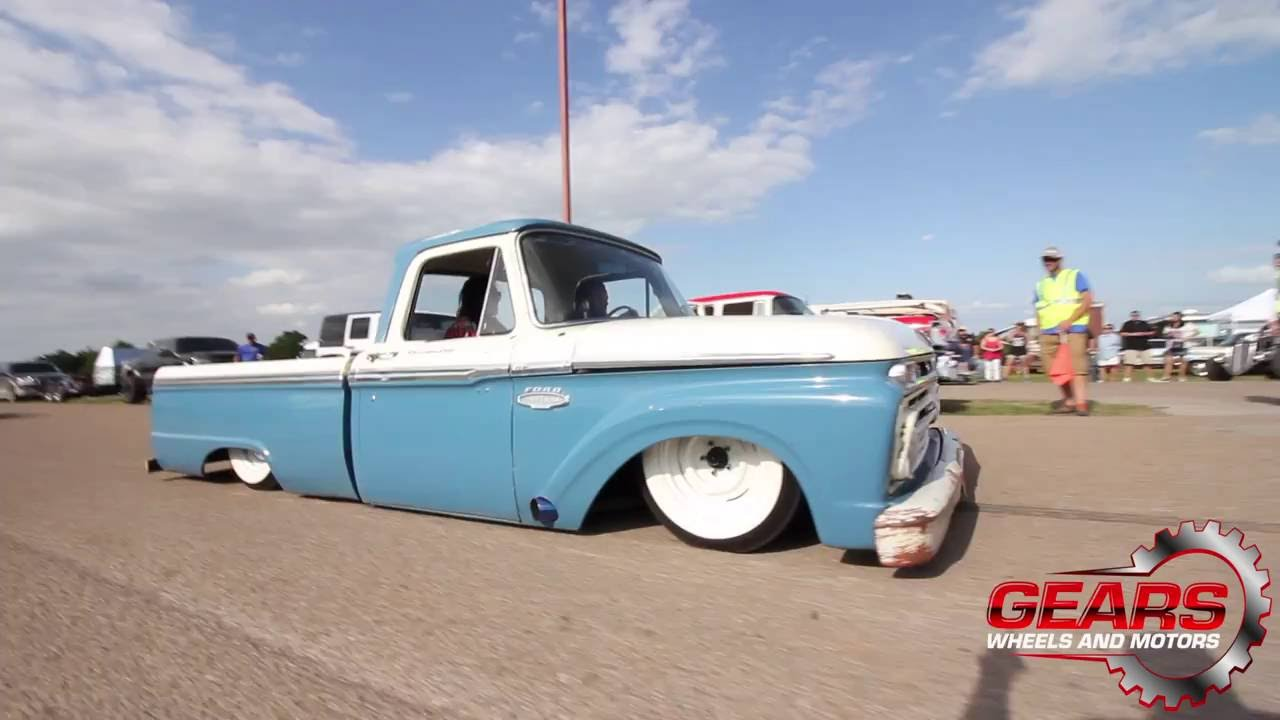 medium resolution of 1966 ford f100 bagged by game overbuilt gears wheels and motors