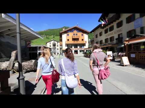 Shopping with Darya, Nastassia, and Nadezhda