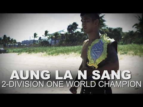 ONE Feature | Aung La N Sang's Tough Road To The Top