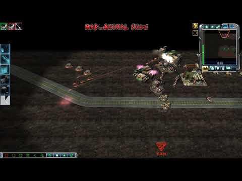 (td-mod-test)-cnc-3-kanes-wrath-one-vision-mod-td-map-steel-talon-#25-hd