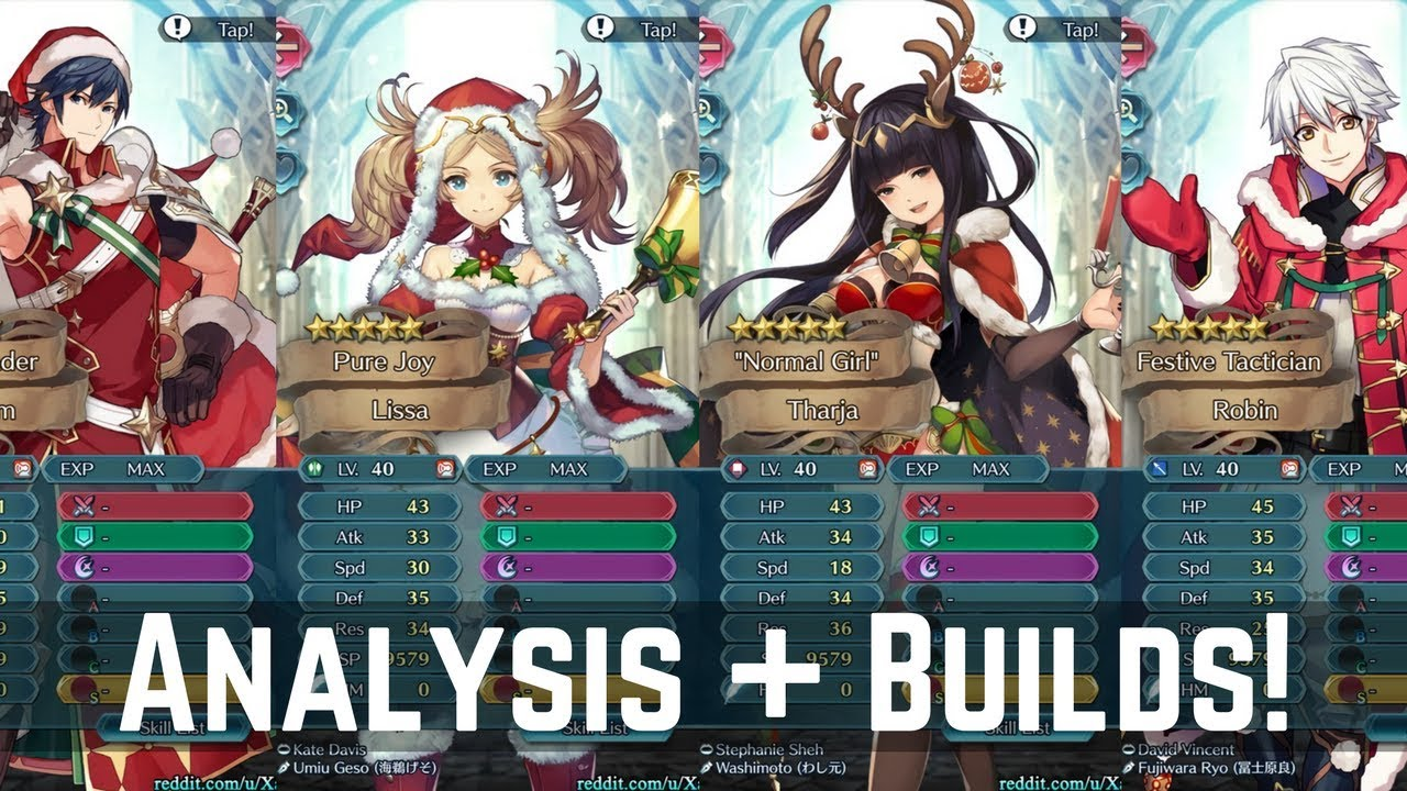 Winters Envoy Banner Hero Analysis And Potential Builds Fire