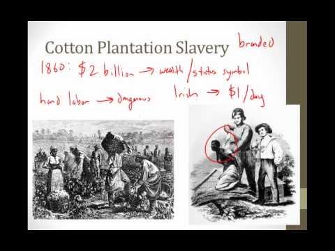 Slavery, Civil War, and Reconstruction Part 1 (mrkinglphs)