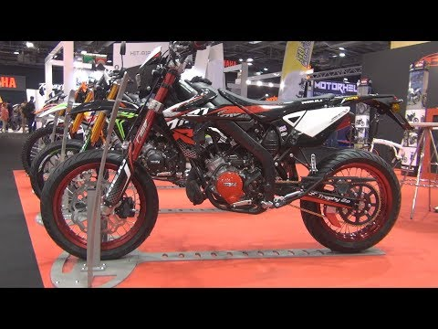 Rieju MRT 50 Trophy Supermotard (2019) Exterior and Interior