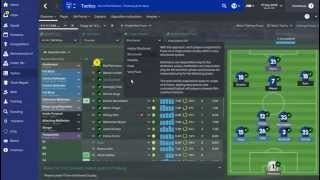 Football Manager 2015 Tactics 101 - Counter Attacking