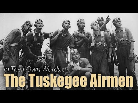 Tuskegee Airmen | Their Stories of Bravery In WW 2 | Military
