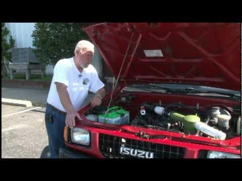 Alternative Fuel Generator III / Car