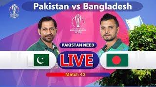 Pakistan Vs Bangladesh Live Streaming on Mobile And Computers
