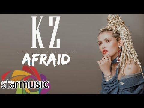 KZ Tandingan - Afraid (Official Lyric Video)