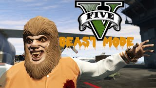 Become The Beast! // GTA online