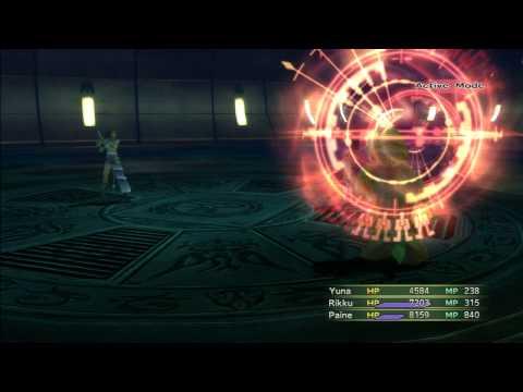 Final Fantasy X-2 Remaster - Bevelle Via Infinito: Paragon & Trema