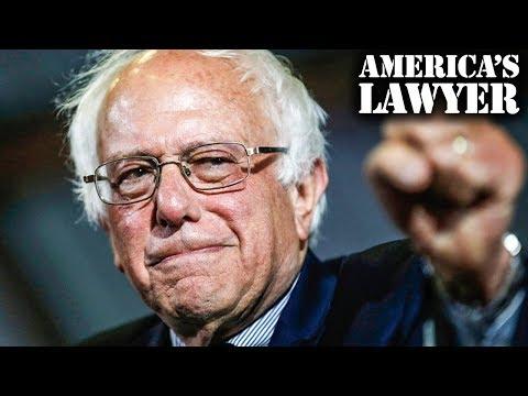 Bernie Sanders Introduces Bill To Jail Big Pharma CEOs
