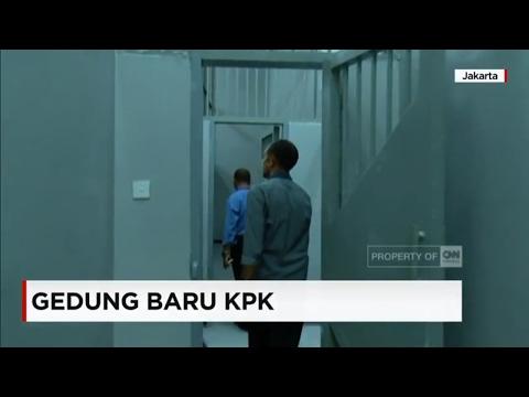 Penjara Koruptor & Ruang Interogasi di Gedung Baru KPK, Merah Putih