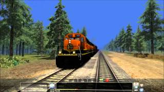 Train Simulator 2013 - SD40-2 BNSF Heritage 1