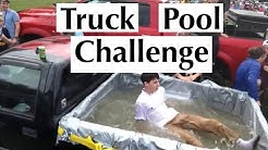 Jump in the truck pool challenge.    Winfield High School  Winfield WV 2018     True Southern Accent