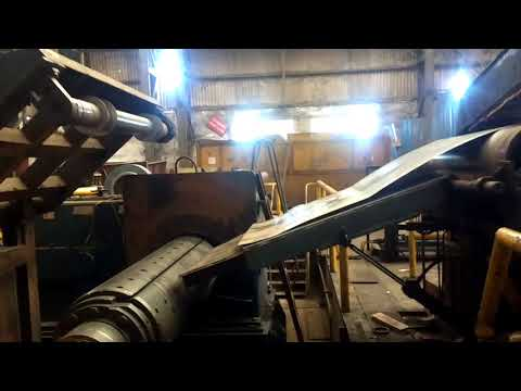 Cold rolling plant -Uttam galva steels ltd (part 1)