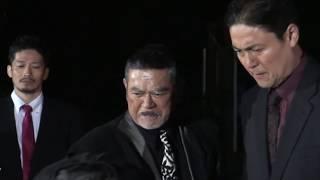 「極道天下布武」メイキング映像 episode14.「ついに登場、千葉真一。」...
