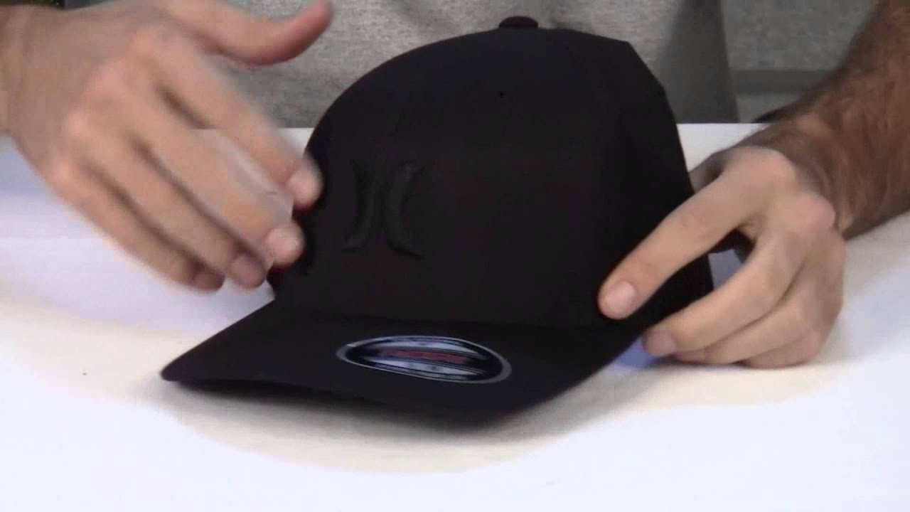 Hurley Black Suits Hat Review at Surfboards.com - YouTube 33ded970b8a8