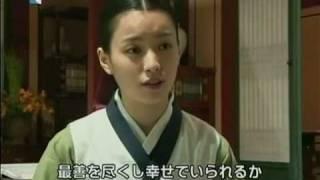トンイ ハン・ヒョジュインタビュー撮影初期の撮影の合間 thumbnail