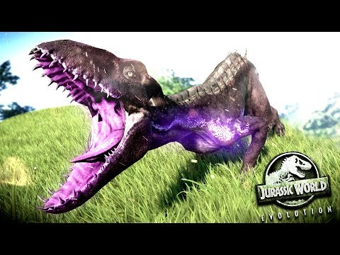 Jurassic World Evolution - INDO vs ALL CARNIVORES! - Indoraptor Mod! (Fallen Kingdom DLC Gameplay)