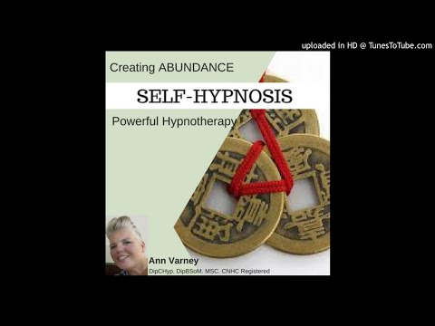 Attracting Abundance and Prosperity Self-Hypnosis - YouTube