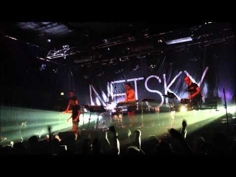 Netsky @ La Machine du Moulin Rouge, Paris - 28-03-13