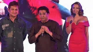 fu friendship unlimited movie music launch iulia vantur mahesh manjrekar raj thackeray