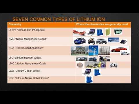 RVIA - Lithium Ion Battery Technology Webinar