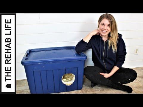 Help Stray Animals!  Easy 10-Minute DIY Shelter