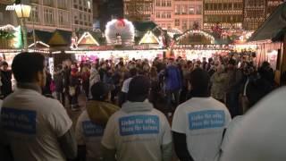 Islam und Terror? Muslime auf dem Weihnachtsmarkt #MuslimeGegenTerror