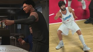 NBA 2K18 My Career - Asts Record! Walked Out of Meeting! PS4 Pro 4K Gameplay