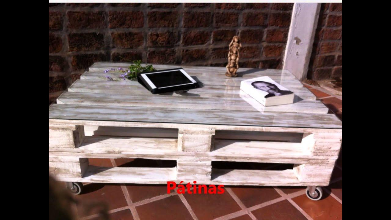 Mesas pallets mesaspallets youtube - Mesa para fabricar palets ...