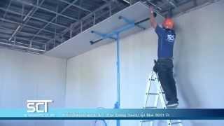 เทคโนโลยีจากอเมริกา ตัวเครื่อง Ceiling touch มีใช้การอย่างแพร่หลายท...