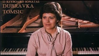 Scarlatti - 13 Keyboard Sonatas (recording of the Century : Dubravka Tomšič)