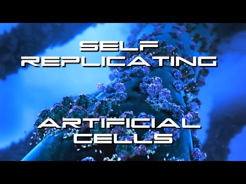 Artificial Cells That Replicate Themselves - BTF