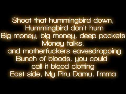 Lil Wayne - Blunt Blowin (Lyrics) [HQ]