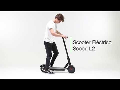 scooter eléctrico scoop l2 caracteristicas