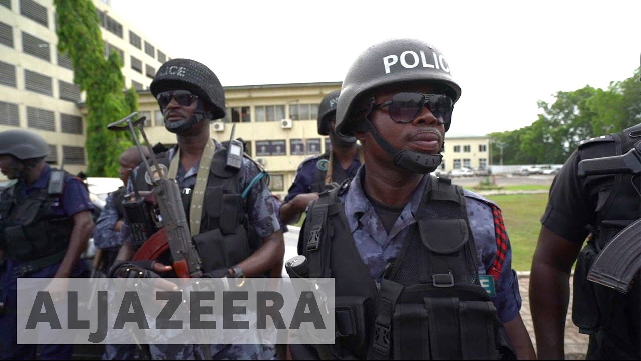 Ghana: Police tightens security ahead of election Capture