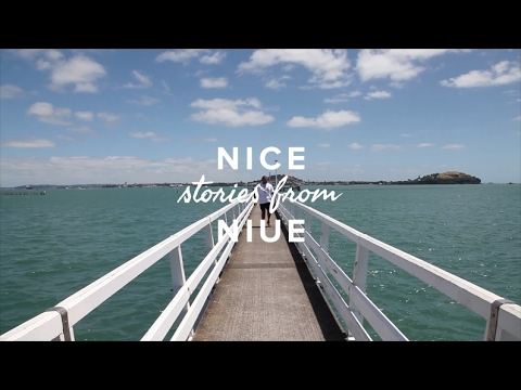 Nice Stories from Niue - Andrew Cook